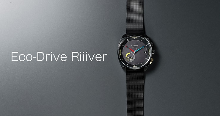 """CITIZEN announces """"Eco-Drive Riiiver"""" — a next-generation smart watch using IoT platform """"Riiiver"""" to connect people, devices and services."""